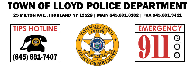 lloyd Police Contact