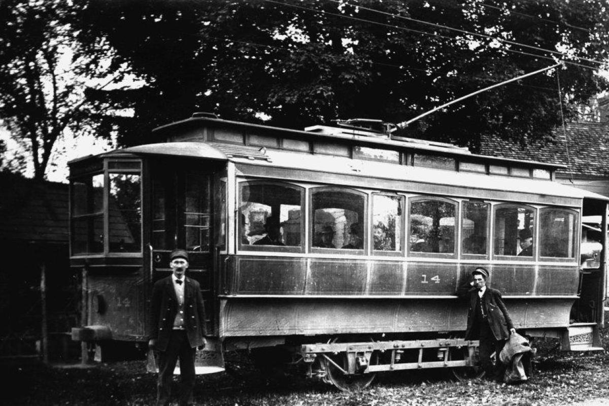Old Trolley
