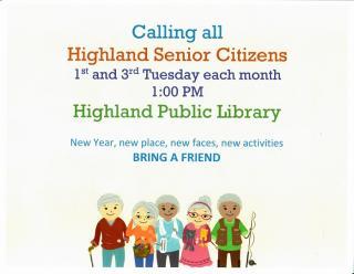 Calling All Seniors